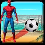 Superhero Beach Soccer 2018 : Football Word Cup