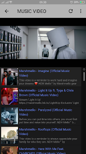 Download Marshmello Lyrics For PC Windows and Mac apk screenshot 5