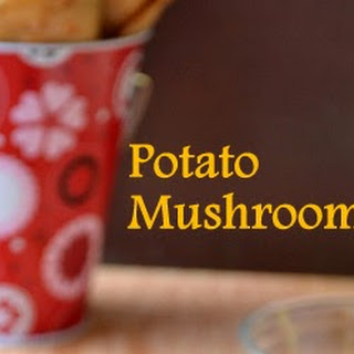 Potato Mushroom Curry