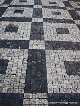 Photo: Cobblestone Sidwalk, Little Quarter, Prague