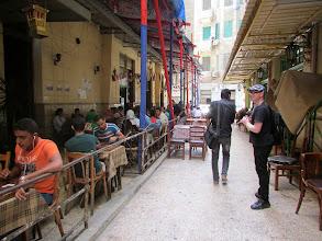 Photo: con abdelsamee y mohamed recorriendo bares