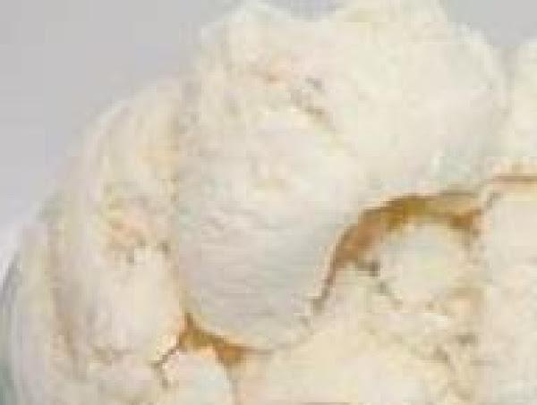 Dad's Home Made Ice Cream Recipe