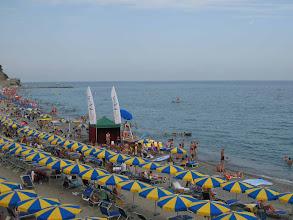 Photo: Allestimento in spiaggia - Celle Ligure