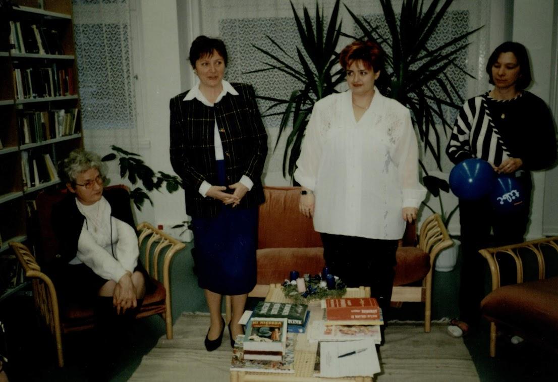 Lászlóné Nagy Ilona