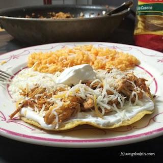 Mexican Tinga De Pollo