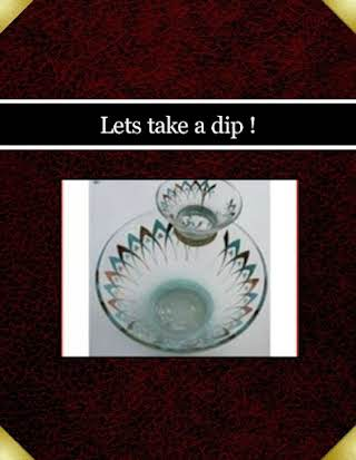 Lets take a dip !