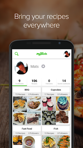 玩免費遊戲APP|下載myTaste Recipes app不用錢|硬是要APP