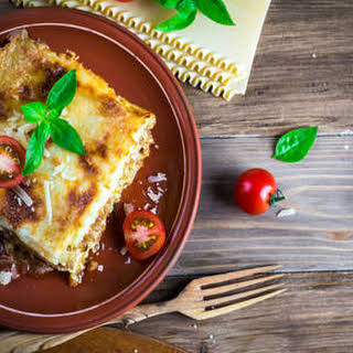 Make Olive Garden's Lasagna At Home.