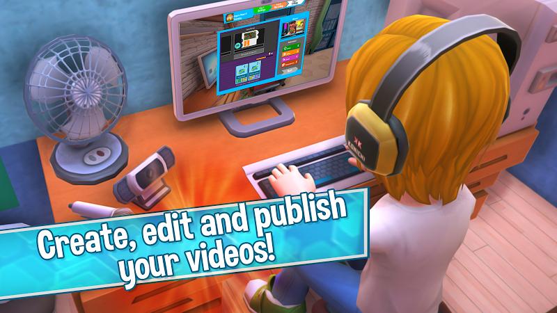 Youtubers Life – Gaming v1.0.6 + Mod