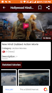 Hollywood Hindi Dubbed Movies App Download For Android 7