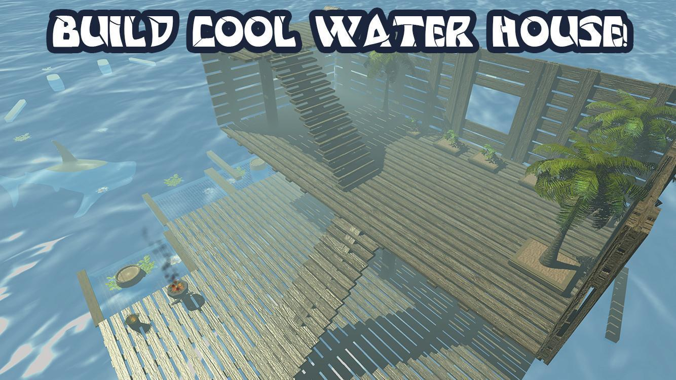 Raft Survival 3 – Screenshot