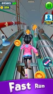 Subway Princess Runner 4