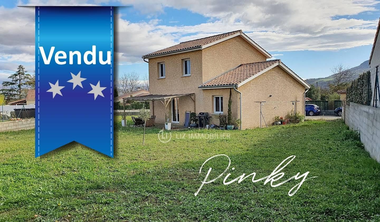 Maison avec terrasse Chomérac