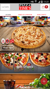 Pizza Times Margny for PC-Windows 7,8,10 and Mac apk screenshot 1