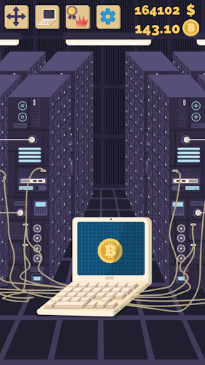 Bitcoin mining simulator  screenshots 4