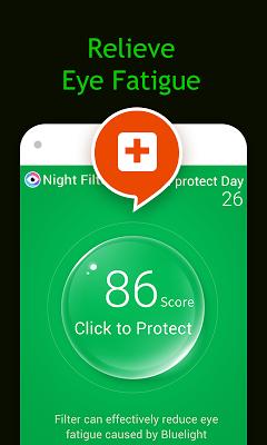 Blue Light Filter – Night Light, Eye Care - screenshot