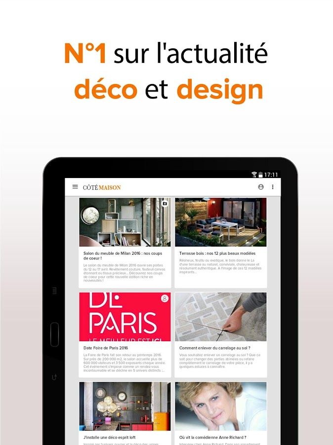 c t maison d co design android apps on google play. Black Bedroom Furniture Sets. Home Design Ideas