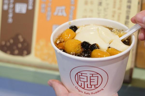 本願豆花店 Origin Tofu Pudding