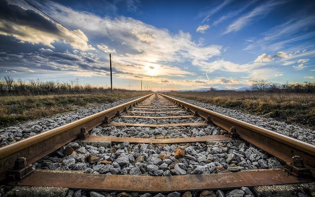 Railway - New Tab in HD