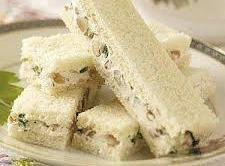 Tasty Mushroom Mini Sandwiches Recipe