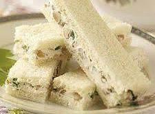 Tasty Mushroom Mini Sandwiches