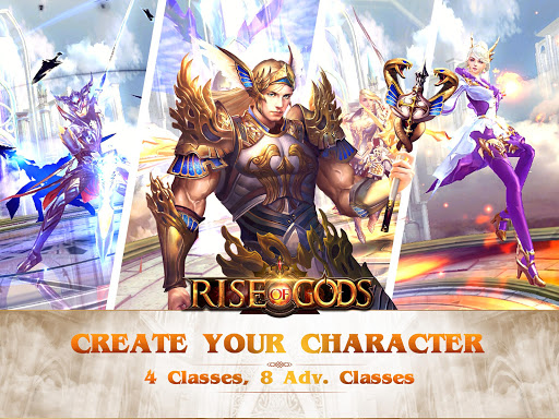 Rise of Gods - A saga of power and glory 1.0.3 screenshots 24
