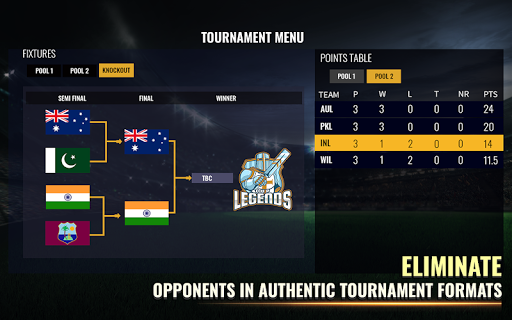 Sachin Saga Cricket Champions  screenshots 24