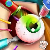 Tải Eye Surgery Simulator Transplant Hospital APK