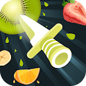 Hit target fruit - knife Shooter icon