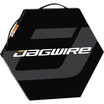 Jagwire 4mm Black Derailleur Housing - Box of 50 Meters