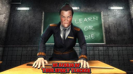 Spooky Teacher - High School Story  captures d'écran 3