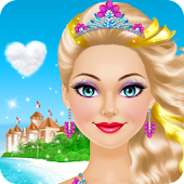 🌸 Tropical Princess Makeover: Girls Dressup Games