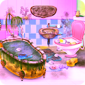 Pinky House Keeping Clean icon