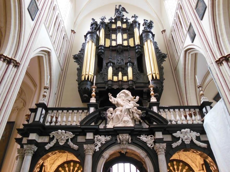 Catedral de Brujas (Sint-Salvatorskathedraal)