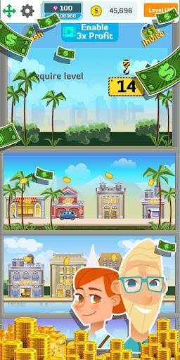 Idle Fortune City 1.2.0 screenshots 1