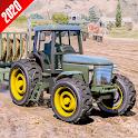 Tractor Farming simulator 19 icon
