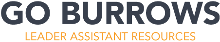 Leader Assistant Resources