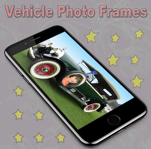 VEHICLE PHOTO FRAMES 1.1 screenshots 4