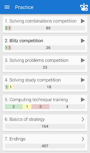 Chess Strategy & Tactics Vol 2 (1800-2200 ELO)  screenshots 5