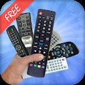 Remote Control for all TV - All Remote icon