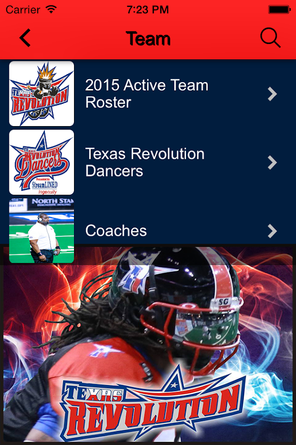 Texas Revolution- screenshot