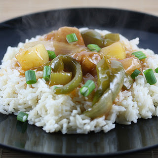 Sweet and Sour Pork Recipe (Wu Lo Yuk, Ku Lu Jou)