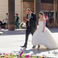 Wedding photographer Luis Jimeno (luisjimeno). Photo of 03.07.2015