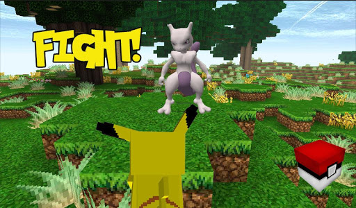 mine exploration : pixelmon GO
