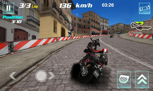 Real Moto Gp Racing  screenshots 4