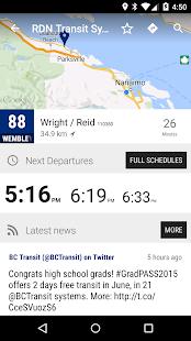Nanaimo RDN Transit System Bus - MonTransit - náhled