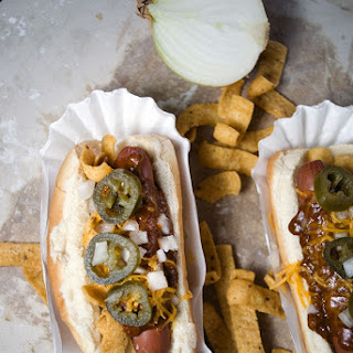 Frito Pie Dogs - Southwest Love on a Bun