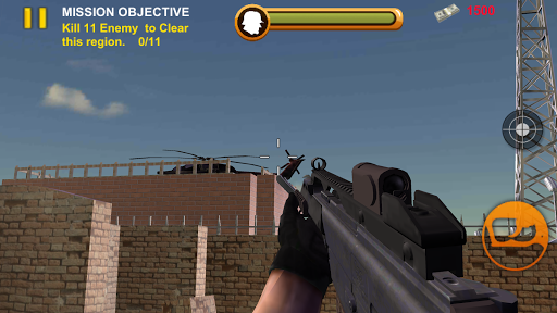 Commando Fury Cover Fire - action games for free 1.0.1 screenshots 8