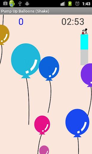 Pump Up Balloons (Shake) 1.15 screenshots 3