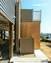 Photo: Porch Lift | Toms River, NJ